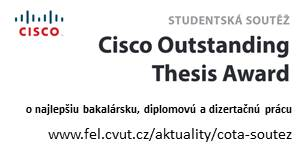 Cisco Outstanding Thesis Award 2016