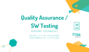 Nexteria IT club: Quality Assurance / SW Testing