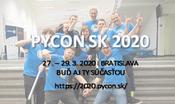 PyCon SK 2020 bude v neskoršom termíne