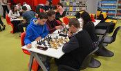 FIIT OPEN STU 2017 v bleskovom šachu jednotlivcov