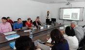 Oznámenie o konaní habilitačných prednášok a obhajoby habilitačných prác J. Šimka a A. B. Ezzeddine