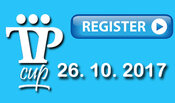 Zaregistrujte sa na TP Cup 2018