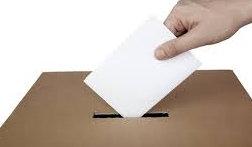 Oznámenie o vyhlásení volieb