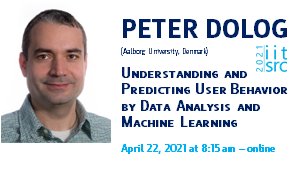 Understanding and Predicting User Behavior by Data Analysis and Machine Learning