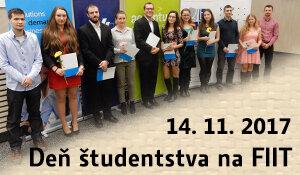 Deň študentstva na FIIT