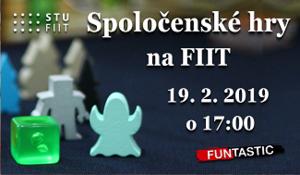 Spoločenské hry na FIIT