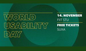World Usability Day 2019 na Slovensku