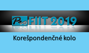 ProFIIT 2019: registrácia otvorená!