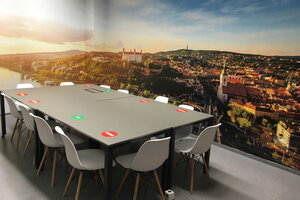 TS: FIIT STU a IBM slávnostne otvorili dobudované priestory Slovenskej informatickej knižnice FIIT STU