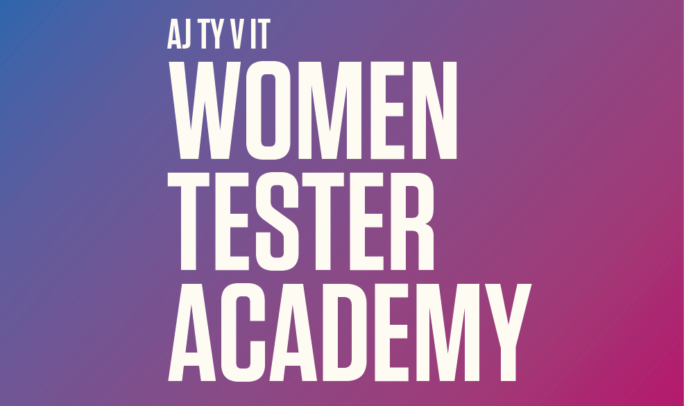 33c8f7c04 Women Tester Academy - Fakulta informatiky a informacnych technologii v  Bratislave