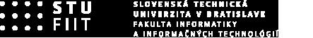 logo Fakulta informatiky a informačných technológií STU